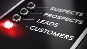 Leads Suspects Prospects Klanten Comsultant