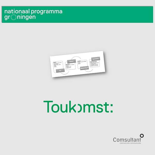 Toukomst Comsultant Nationaal Programma Groningen